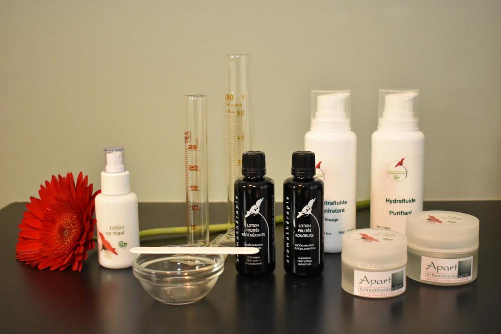 spa producten